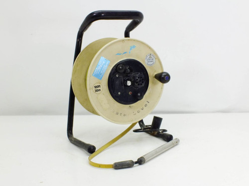 "Heron 100ft / 30m  Water Level Meter with 7"" Probe"