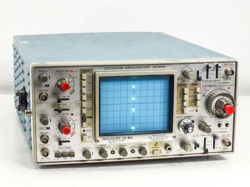 Kikusui COS6100M  Oscilloscope - 100MHz