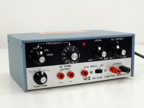 VIZ WR-550B  Function Generator