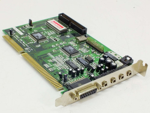 Diamond A041-580  3D ISA Sound Card