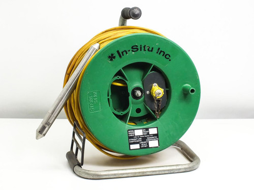 In-Situ PXD-260  50psig 400ft Tape Pressure Transducer Water Level Meter