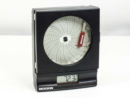 Dickson SL490F7  Temperature chart recorder