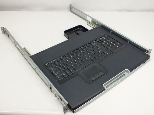 HP AG072A  1U US Rackmount Keyboard with USB missing key