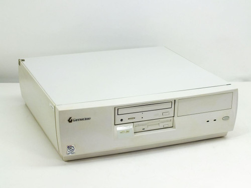 Gateway 2000 GP5-200  Intel MMX 200MHz, 32MB RAM, HDD 3.2GB Desktop