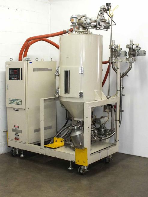 Matsui DMZ-120  Dehume Jet Polycarbonate Plastic Materials Dryer