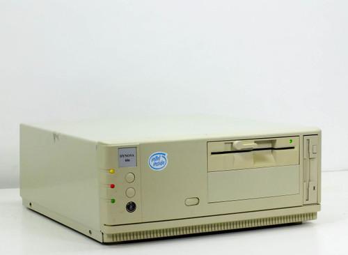 Dynova  486SX-33  Intel 486SX-33, 8MB RAM, 212MB HDD, 5.25 Floppy, 1.44 Floppy desktop