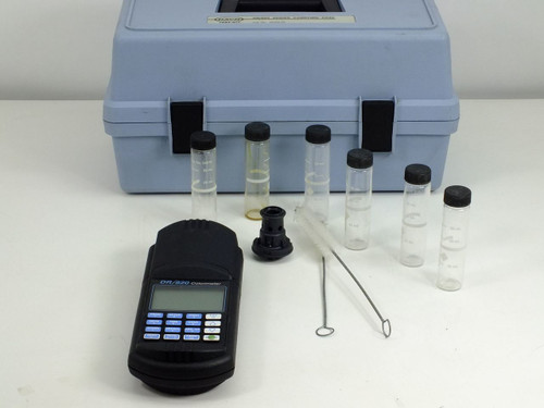 Hach 48440-60  DR/820 Portable Colorimeter with Case