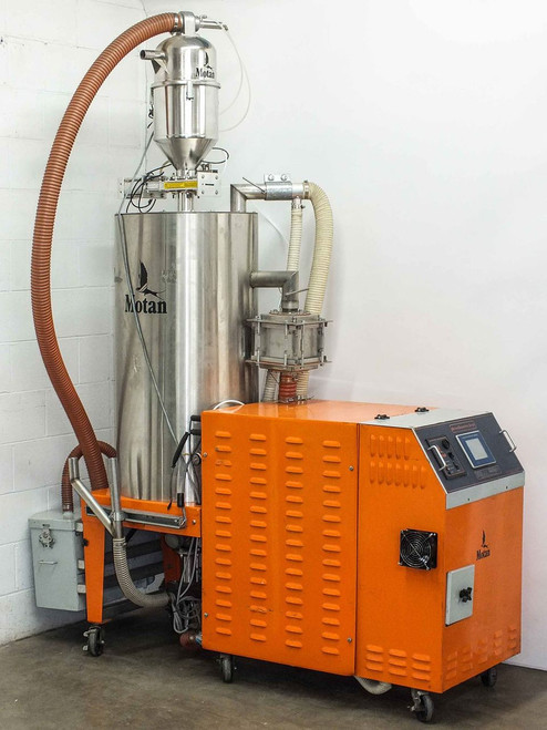 Motan MDD-100A  Polycarbonate Materials Pellet Dryer for Plastic Molding