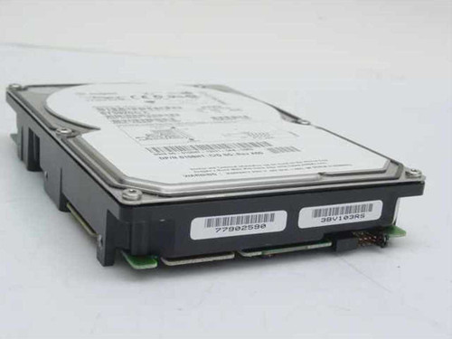 "Dell 9.1GB 3.5"" SCSI HD 80 Pin - 0108HT (ST39204LC)"
