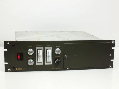 Airco Temescal VWS-R-1A  Sweep Control - 0505-4580-0 - config 1