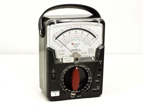 Triplett 3102 630-NS Volt-Ohm Milliammeter