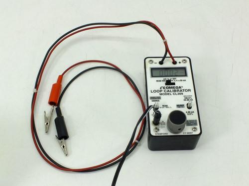 Omega CL-309  Milliamp Loop Calibrator