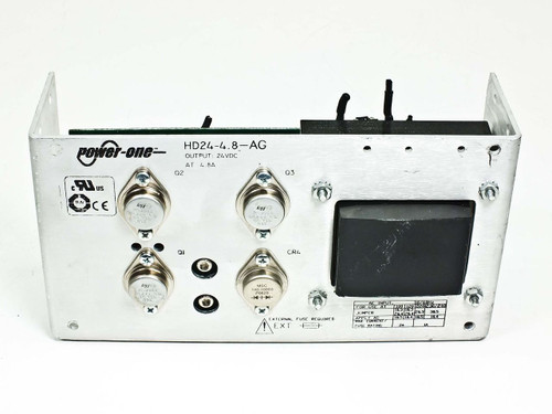 Power-One HD24-4.8-AG  24VDC Power Supply 4.8A