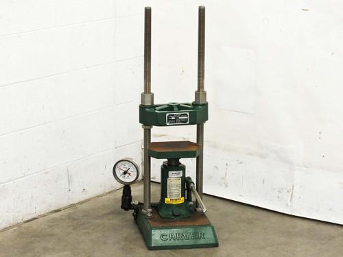 Carver Model C  12 Ton Manual Laboratory Press 3851