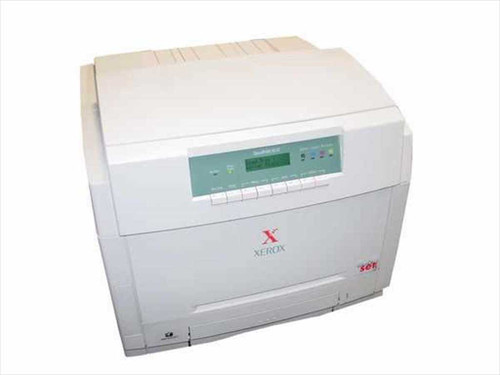 Xerox DocuPrint NC60 Color Network Laser Printer - As Is (NC60)