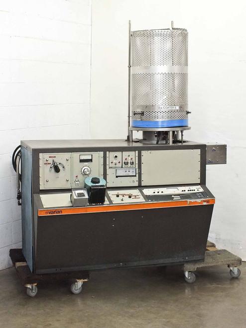 Varian 904-0111  3118 High Vacuum Thermal Evaporator System