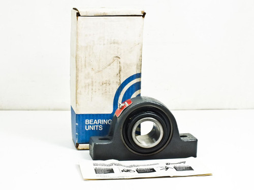 "Browning SPB1000NEX  1-11/16"" Valuline Pillow Block Spherical Roller Bearing"
