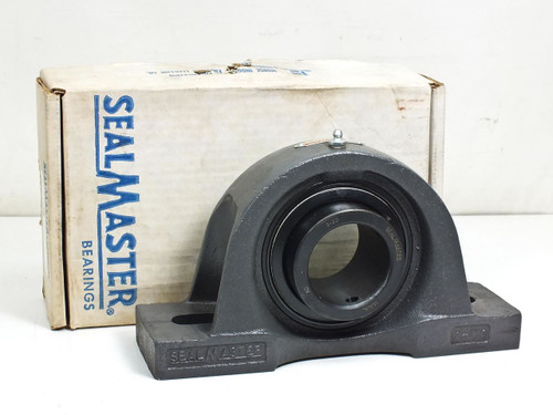 "Morse Industrial MP-35  2-3/16"" SealMaster Gold Line Pillow Block Bearing"