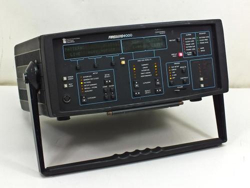 TTC Fireberd4000  Communications Analyzer - No Interface Adapter