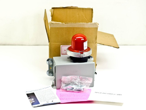 Pacific Seismic Products 510  Seismic Actuated Electrical Shut Off Switch