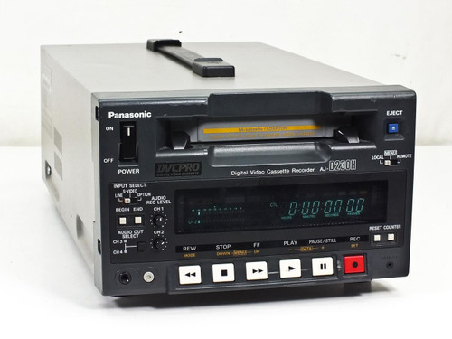 Panasonic AJ-D230HP  Digital Video Cassete Recorder