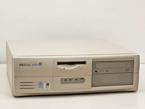 HP D9771T ABA  Vectra Pentium III 650 MHz Desktop Computer