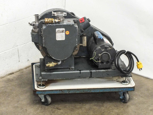 Welch 1397  Duo-Seal 2-Stage Vacuum Pump with Motor