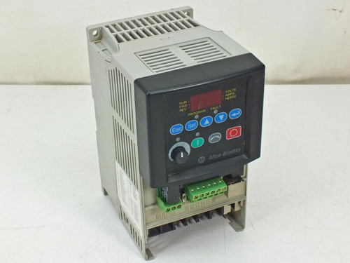 Allan-Bradley 22A-V4P5N104  Single Phase Constant Torque Variable Frequency Drive - Parts Unit