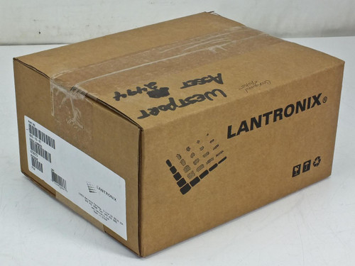 Lantronix UDS-10-01  External Device Server (Rev F14)