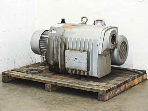 Busch R5-400  Evan Vacuum Pump 15HP Toshiba Motor