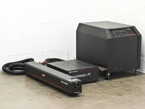 Coherent Innova 300  6 Watt Argon Ion Laser with Dual Brewster Window Tubes