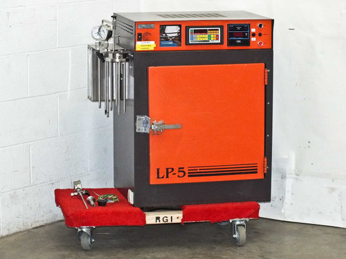 Yield Engineering Systems LP-5  YES Vacuum N2 Bake Dryer Oven 2.29CF