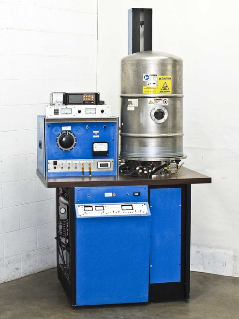 Key High Stainless Steel Bell Jar  Thermal Evaporator with SS Vacuum Chamber