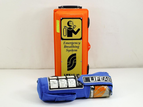 Respiratory Systems Inc LifeAir-10  Emergency Breathing System