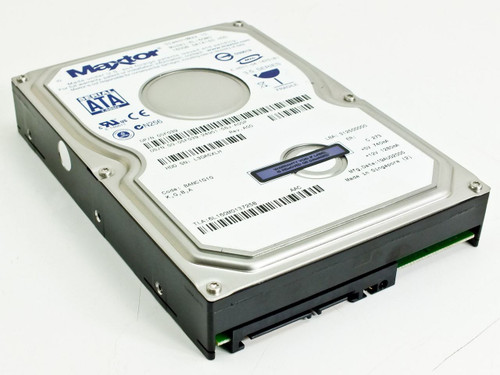 "Maxtor 6L160M0  160.0GB SATA DiamondMax 10 3.5"" Hard Drive"