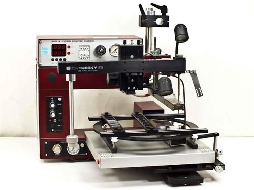 Halcyon Micro T4908  Dr Tresky SMD & Hybrid Rework Station