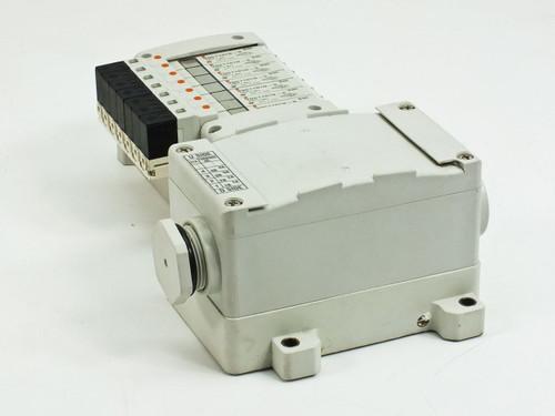 SMC VQC1101N-5  SGL Solenoid Valve with Pneumatic Actuator Air Cylinder Drive