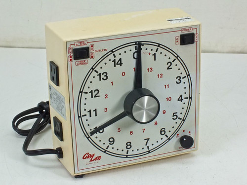 Dimco-Gray Gralab 173  Universal Switching Timer with Buzzer