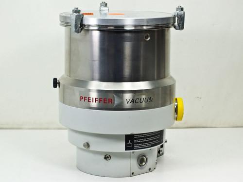 Pfeiffer TMH 1601 P  Turbomolecular Vacuum Drag Pump Factory Rebuilt
