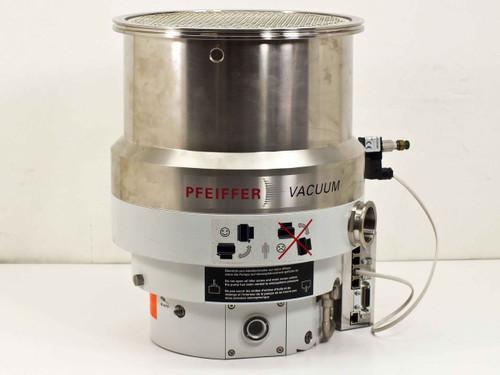 Pfeiffer TMH 1601 P  Turbomolecular Drag Pump Used Low Hours