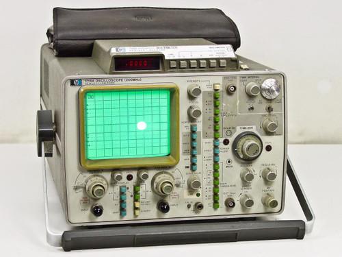 HP 1715A  Oscilloscope (200MHz)
