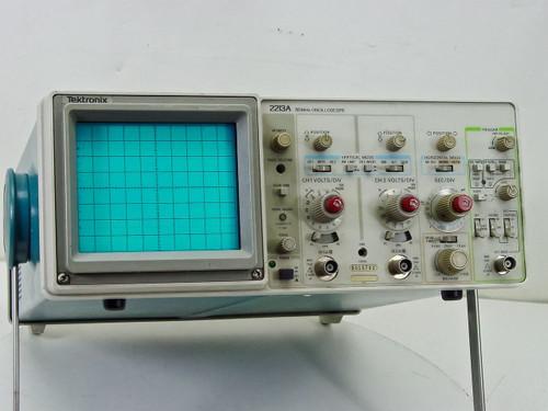 Tektronix 2213A  60MHz Oscilloscope