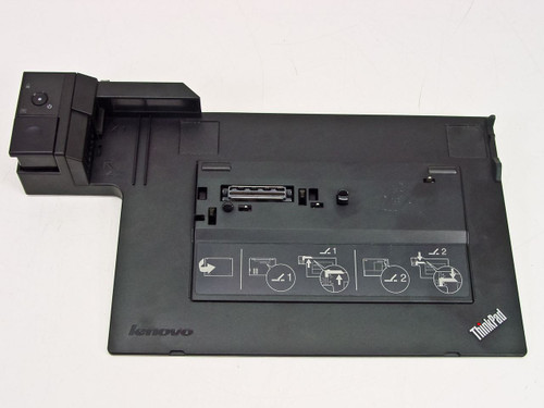 Lenovo 45M2490  Type 4338 Laptop Mini Dock Plus Series 3 No Key