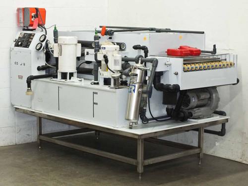Eidschun  ASI TT24   PCB Fineline Wet Process Developer System