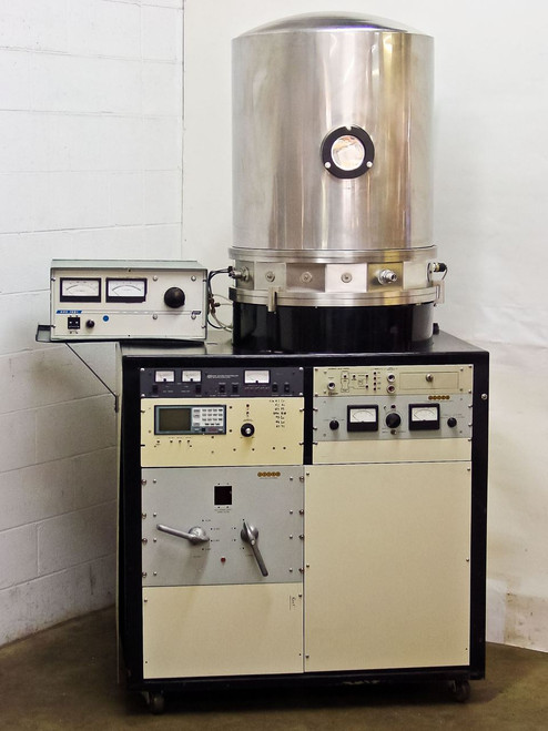 Ultek Thermal Evaporator  Deposition System NRC 2.5 KV and Ultek 3.5 KV Power