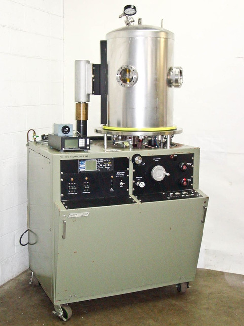 NRC 3117  TFS eBeam Evaporation System - Diffusion Pumped
