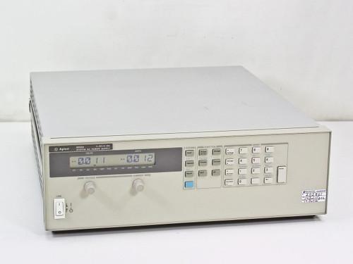 Agilent 6652A  DC Power Supply 0-20 Volt 0-25 Amp GPIB
