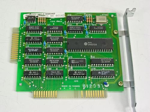 Generic 60142  8 Bit ISA Controller Card