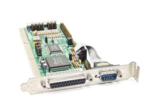 Winbond UN1075H  16 Bit ISA I/O Board 011093