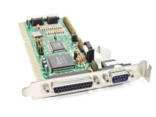 Winbond  UN1075E  16 Bit ISA Controller Card 011084